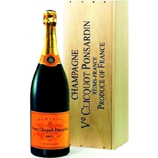 veuve clicquot ponsardin brut jeroboam 3 0 l. Black Bedroom Furniture Sets. Home Design Ideas