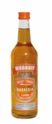 Wodnoff Amber - Maracuja, 0,5 l
