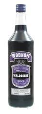 Wodnoff Black - Blackberry, 0,5 l