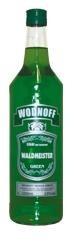 Wodnoff Green - Waldmeister, 0,5 l