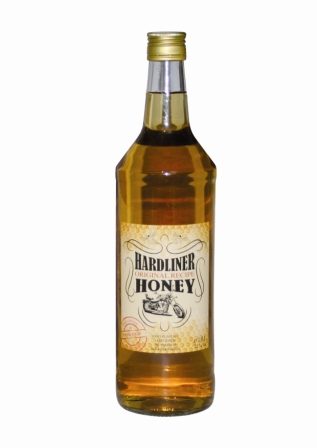 Hardliner - Honey, 1,0 l