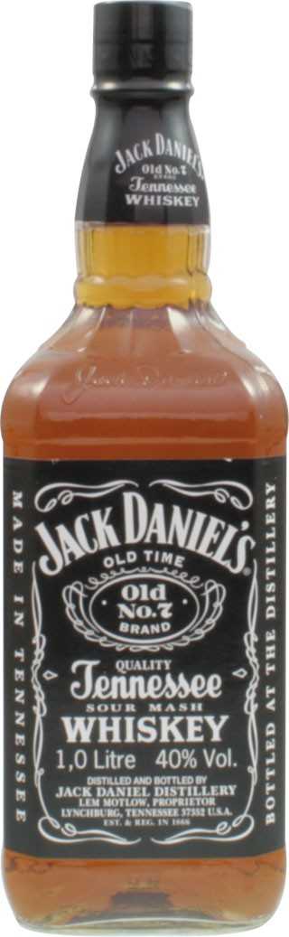 Jack Daniel´s - Tennessee Whiskey, 1,0 l