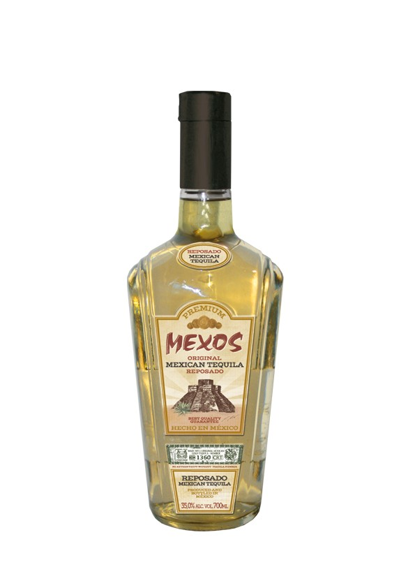 Mexos - Premium Reposado, 0,7 l