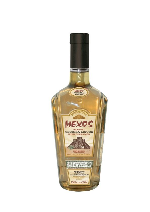 Mexos - Premium Zimt, 0,7 l