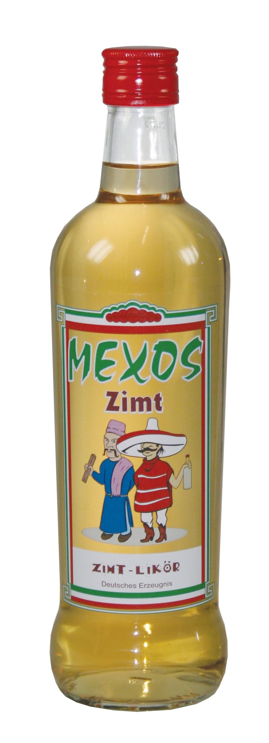 Mexos - Zimt, 0,7 l