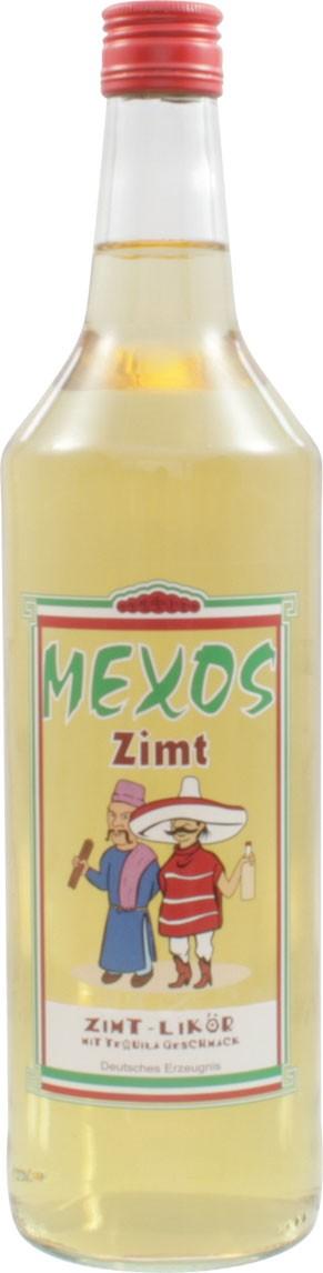 Mexos - Zimt, 1,0 l