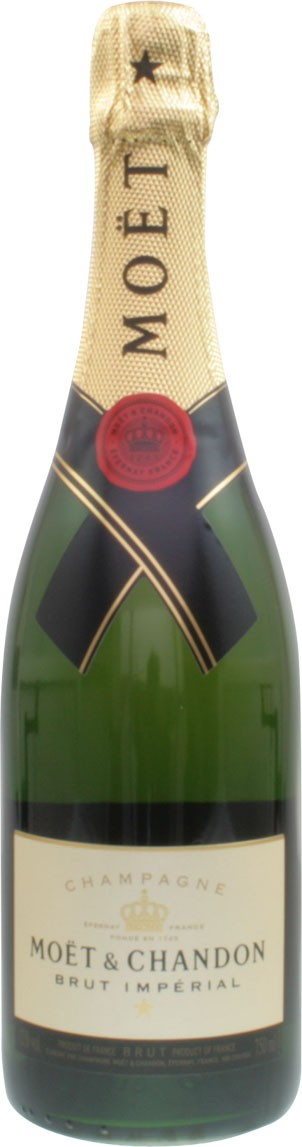 Moet & Chandon - Brut - Imperial, 0,75 l