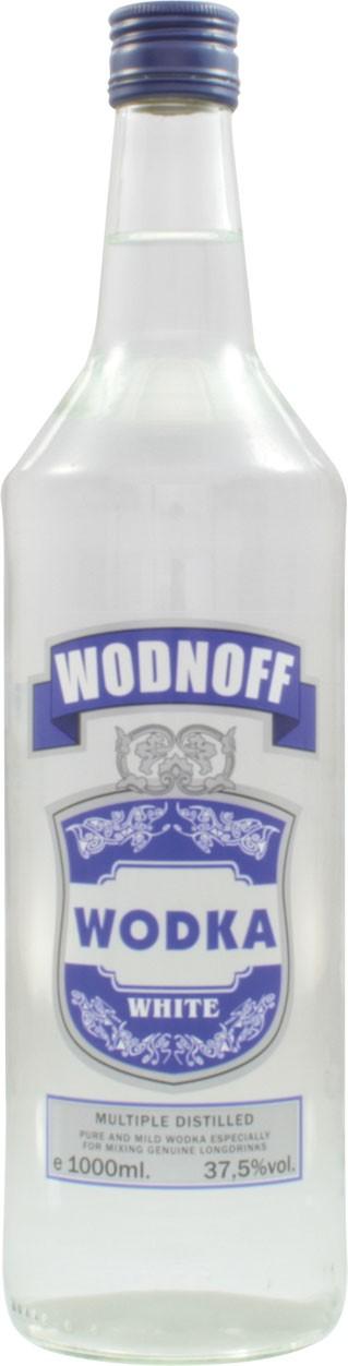 Wodnoff White - Pure Wodka, 1,0 l